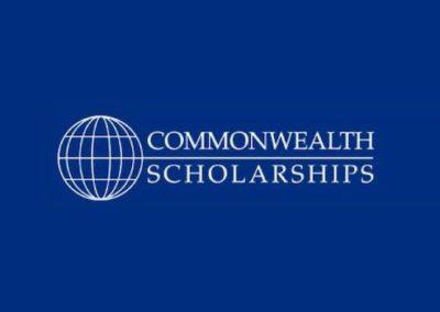 Commonwealth Scholarship