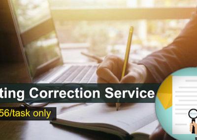 IELTS Writing Correction Service