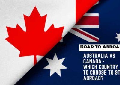 Canada vs Australia: Where Should You Study in 2020?