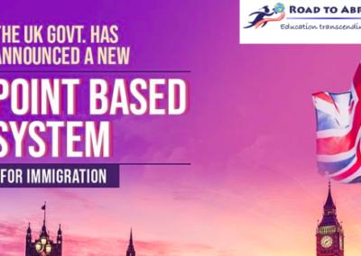 UK Point Based Immigration System