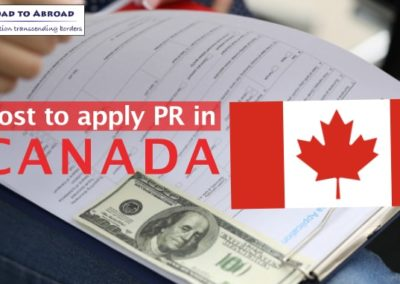 How much does it cost to apply PR in Canada – Express Entry?