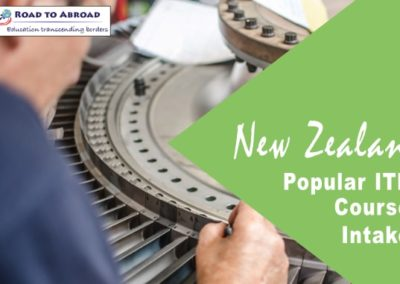 Apply at Popular ITPs in New Zealand