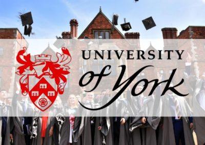 University of York – Scholarships