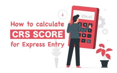 How to calculate CRS Score for express entry