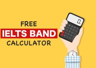 Free IELTS Band Calculator
