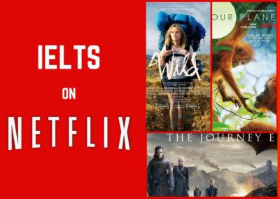 Netflix Movies for IELTS Learners – Top 15
