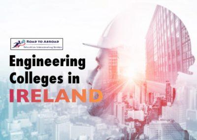 Engineering Colleges in Ireland