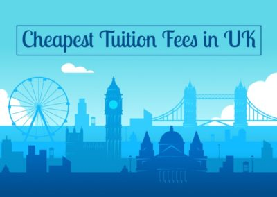 Cheapest Tuition Fees in UK – 10 Universities