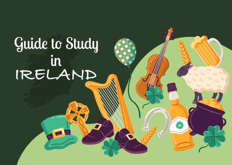 Guide to Study in Ireland