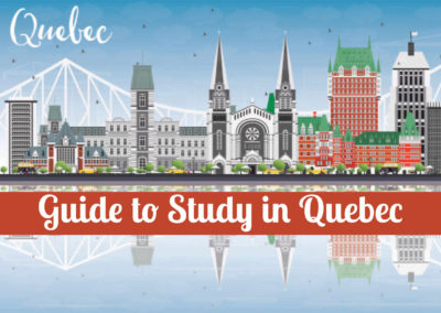 Study in Quebec (Canada) – Complete Guide and Scholarships