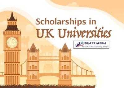 Latest Scholarships at UK Universities